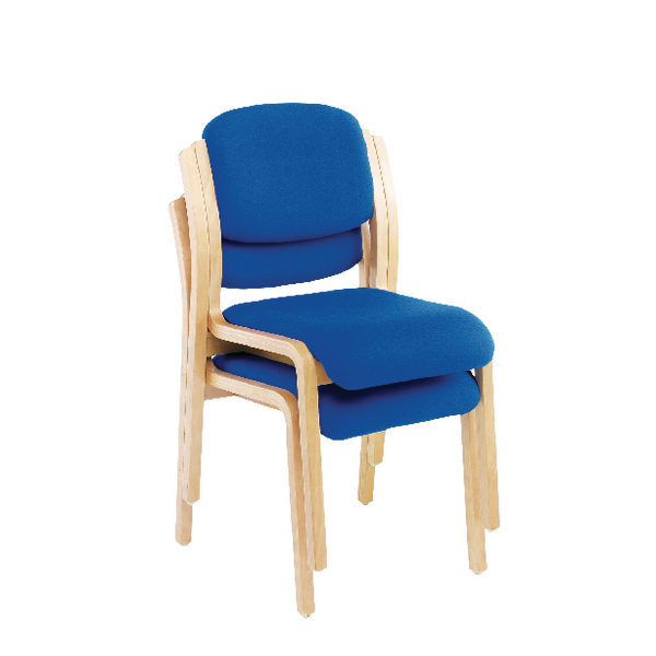 Unspecified First Reception Side Chairs Blue KF839230