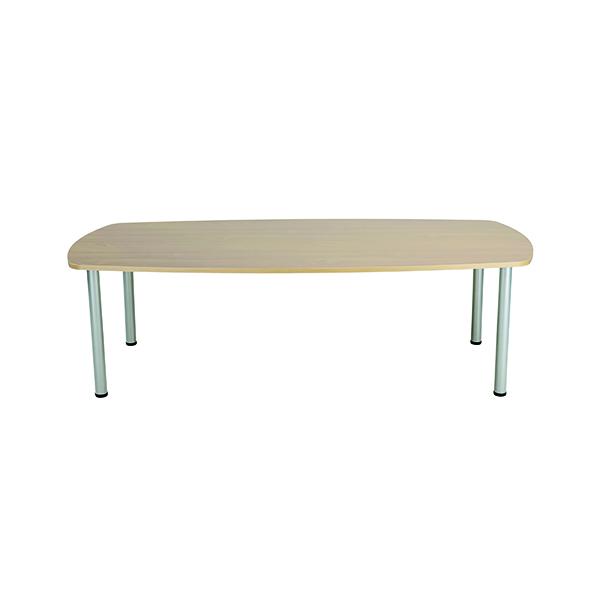 Jemini Maple 1800mm Boardroom Table KF840184