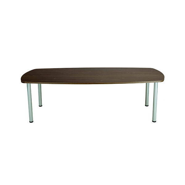 Boardroom Jemini Grey Oak 1800mm Boardroom Table KF840194