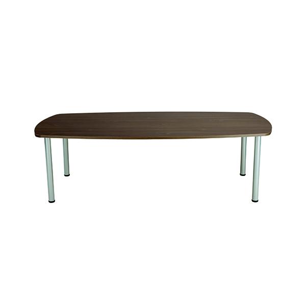 Jemini Grey Oak 1800mm Boardroom Table KF840194