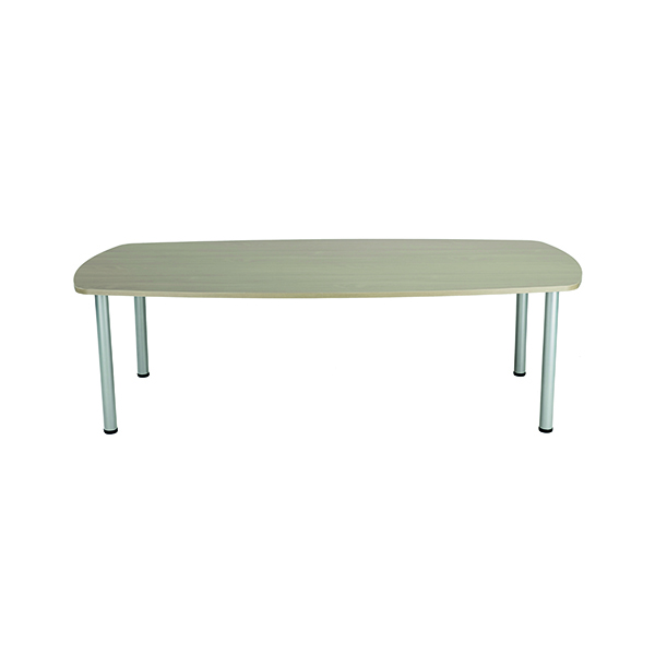 Jemini Walnut 1800mm Boardroom Table KF840199