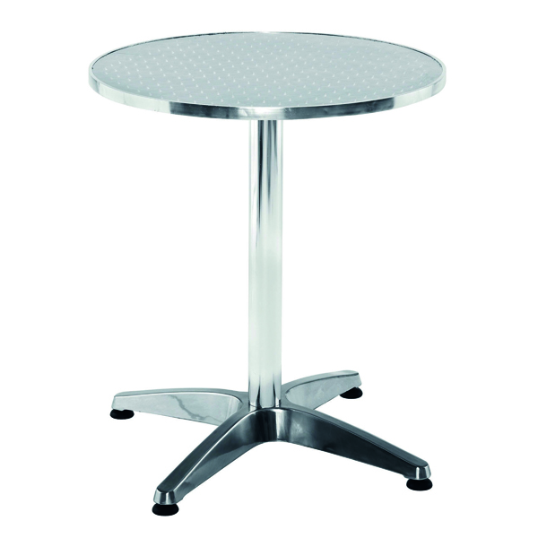 Tables FF First Aluminium Round Table FRCH0651