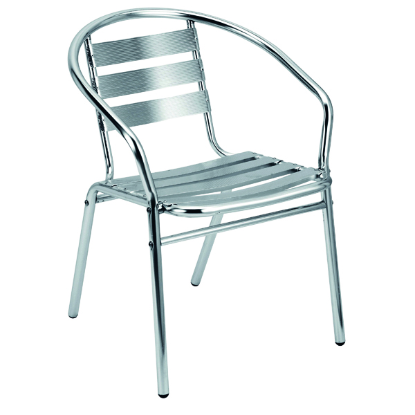 Seating FF First Aluminium Chair FRCH0653