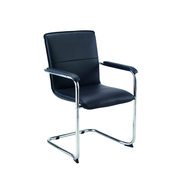 Unspecified FF First Stratus Tuscany Leather Look Visitor Chair CH2235