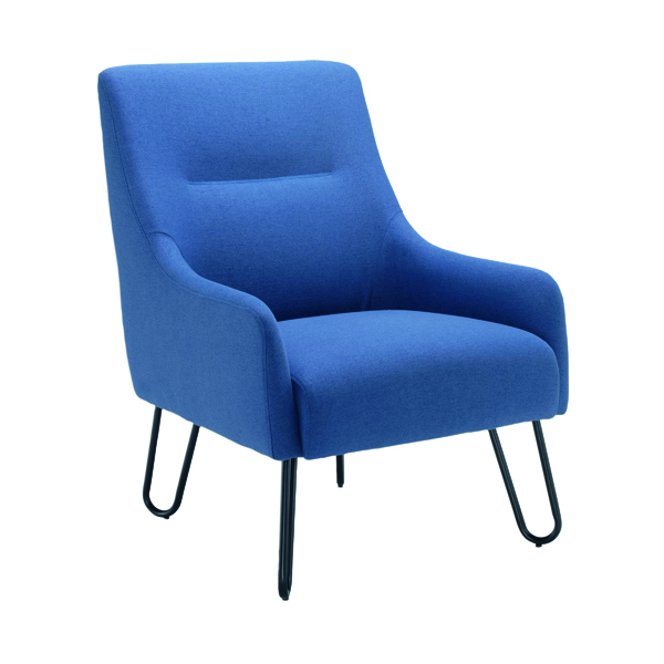 Other Jemini Reception Armchair Navy OF0705NA