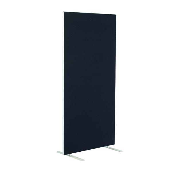 Floor Standing Jemini Floor Standing Screen 1200 x 1800mm Black FST1218SBK