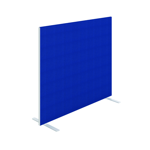 Floor Standing Jemini Floor Standing Screen 1400 x 1200mm Blue FST1412SRB