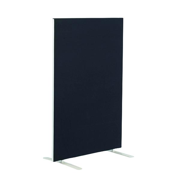 Floor Standing Jemini Floor Standing Screen 1400 x 1800mm Black FST1418SBK