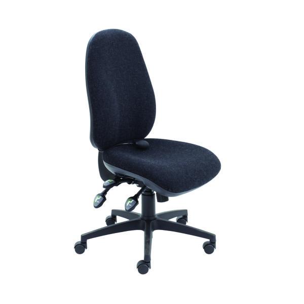 Other Cappela Ergonomic Maxi Chair Black CH0808BK