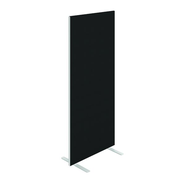 Floor Standing Jemini Floor Standing Screen 800 x 1800mm Black FST8018SBK
