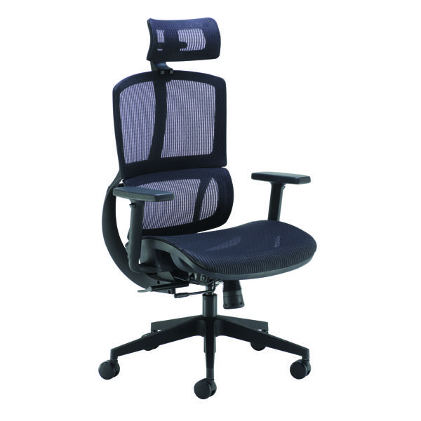 Other Arista Lena Mesh Chair Black CH1914