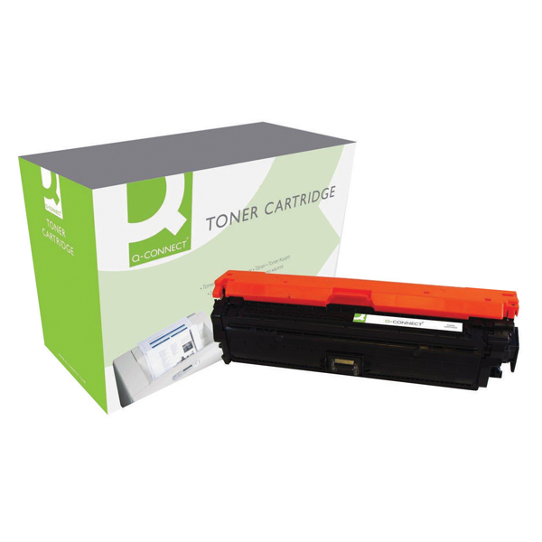 Black Q-Connect Compatible Solution Kyocera Black Toner Cartridge TK-170