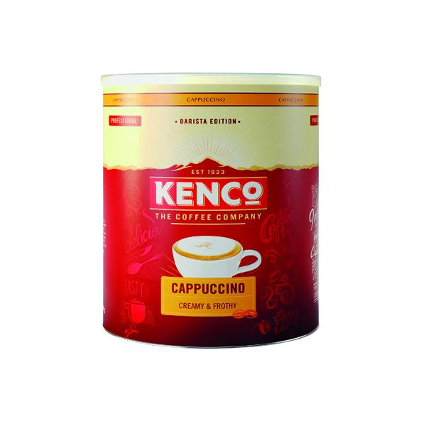 Coffee Kenco Instant Cappuccino 750g 4051723