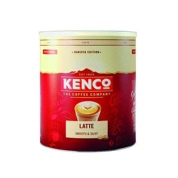 Coffee Kenco Instant Latte 750g 4051724