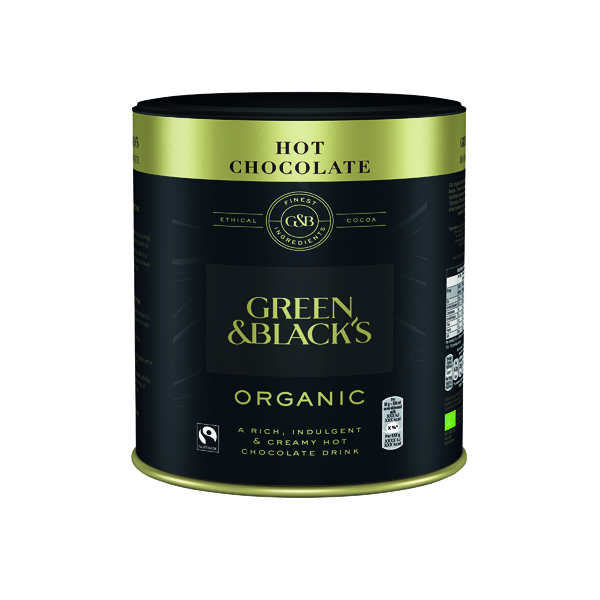 Hot Drinks Green & Blacks Hot Chocolate 2kg 4086162