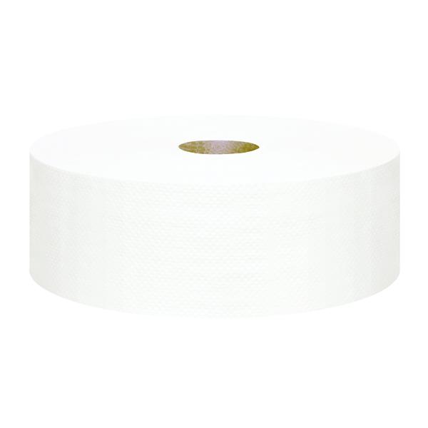 Toilet Tissue & Dispensers Katrin Jumbo Toilet Roll 2-Ply 60mm Core Refill (6 Pack) 62110
