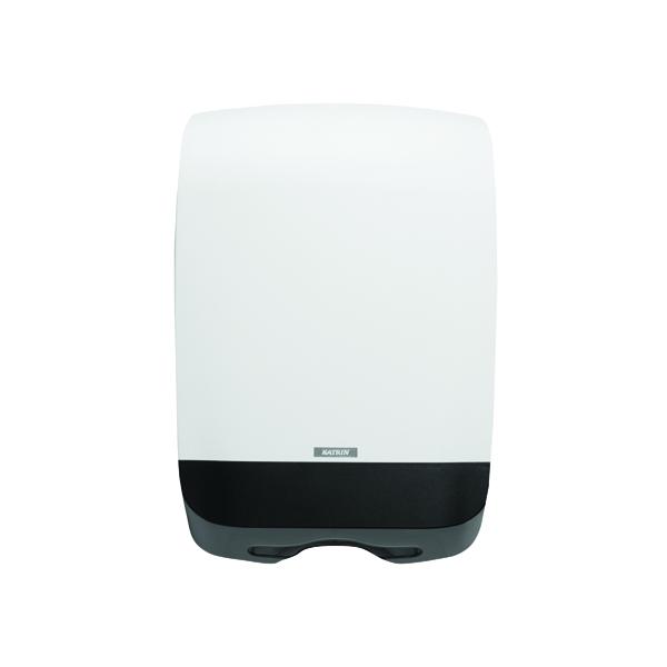 Hand Towels & Dispensers Katrin Inclusive Large Hand Towel M Dispenser White M90168