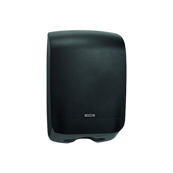 Hand Towels & Dispensers Katrin Inclusive Towel Dispenser M2 Black 92063