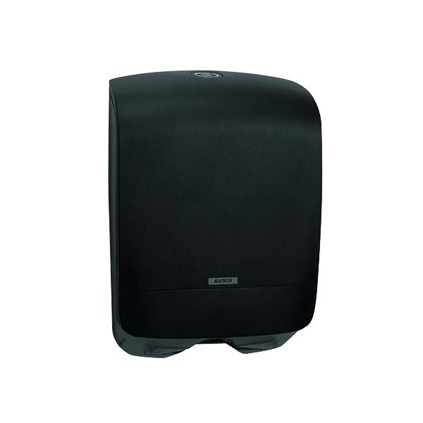 Hand Towels & Dispensers Katrin Inclusive Hand Towel Dispenser Mini Black 92087