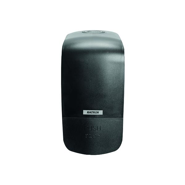 Katrin Inclusive Mini Soap Dispenser Black 500ml 92186