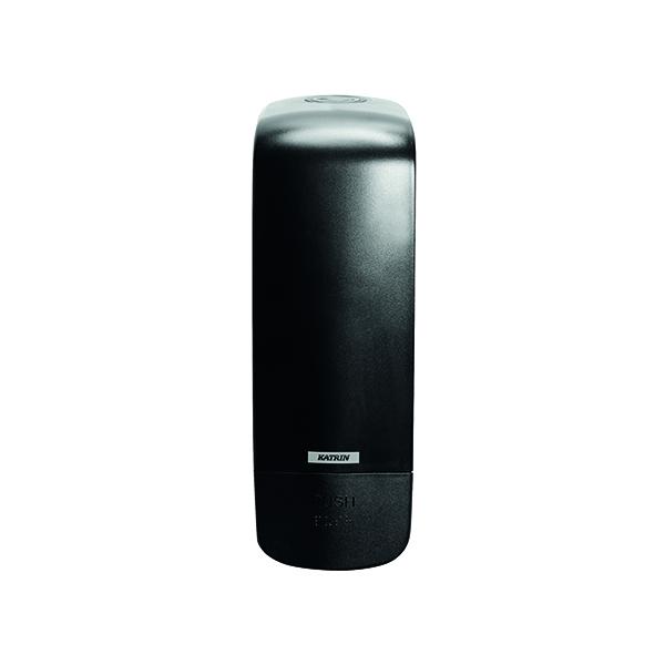 Hand Soaps & Dispensers Katrin Inclusive Soap Dispenser 1 Litre Black 92209