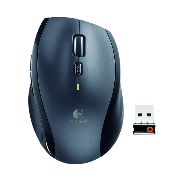 Logitech Silver M705 Wireless Mouse 910-001949