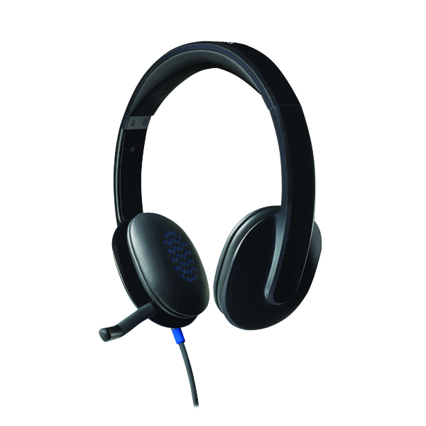 Headsets Logitech H540 USB Headset 981-000480