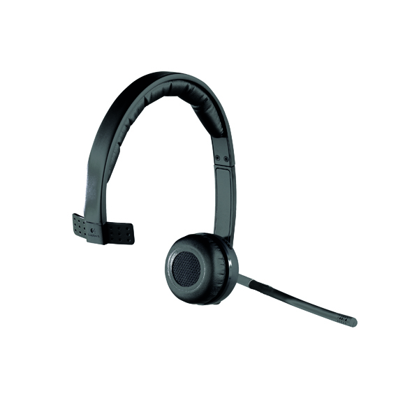Headsets Logitech H820E Wireless Headset Mono 981-000512