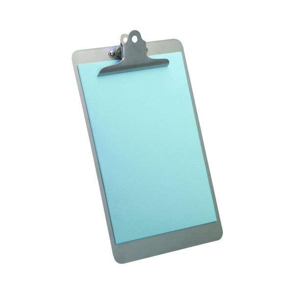 Foolscap (Legal) Lloyd Aluminium Clipboard Foolscap Grey BF64S