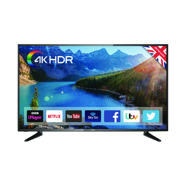 Cello 50 Inch Smart LED 4K TV C50SFS4K
