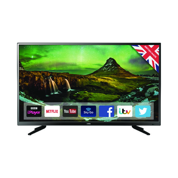 Cello 40 Inch Full HD Smart TV C40SFS