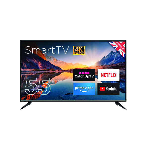 Combinations Cello 55in 4K Smart Ultra HD LED TV C55RTS4K