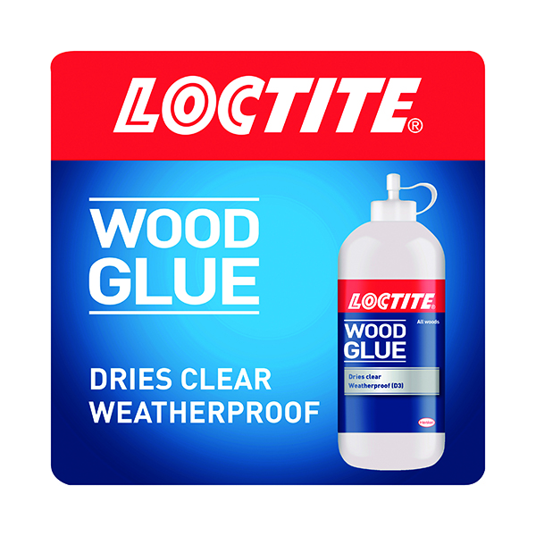 Strong Glues Loctite Wood Glue 225g
