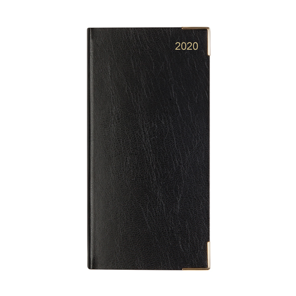 Other Letts Business Diary Slim Month to View 2020 Black 20-T15SBK