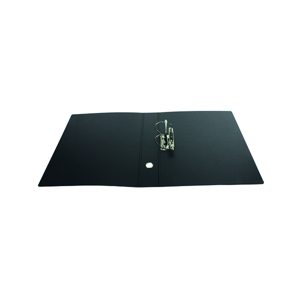 A3 Size Leitz 180 Upright Lever Arch File A3 Black (2 Pack) 310670095