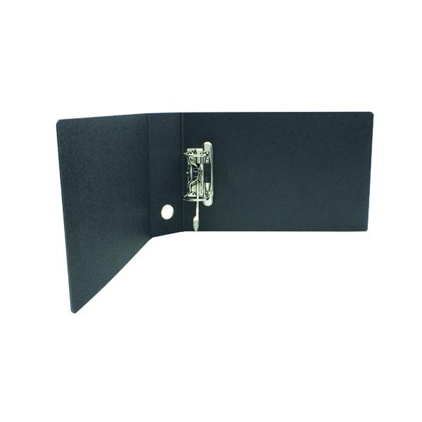 A5 Size Leitz 180 Oblong Lever Arch File A5 Black (5 Pack) 310710095