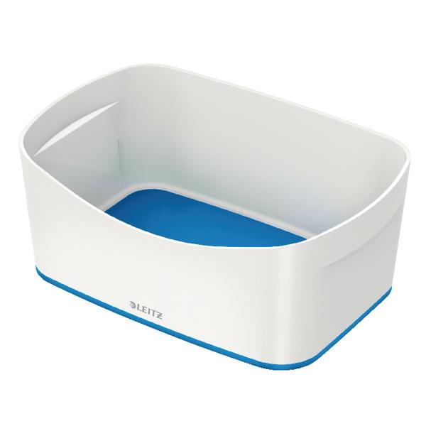 Leitz MyBox Storage Tray White/Blue 52571036