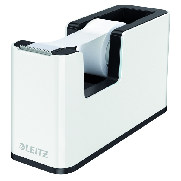 Unspecified Leitz WOW Tape Dispenser Dual Colour White/Black 53641095