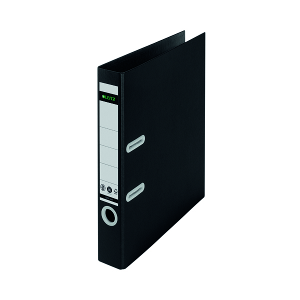 A5 Size Leitz LAF180 Recycled 50mm A4 Black 10190095