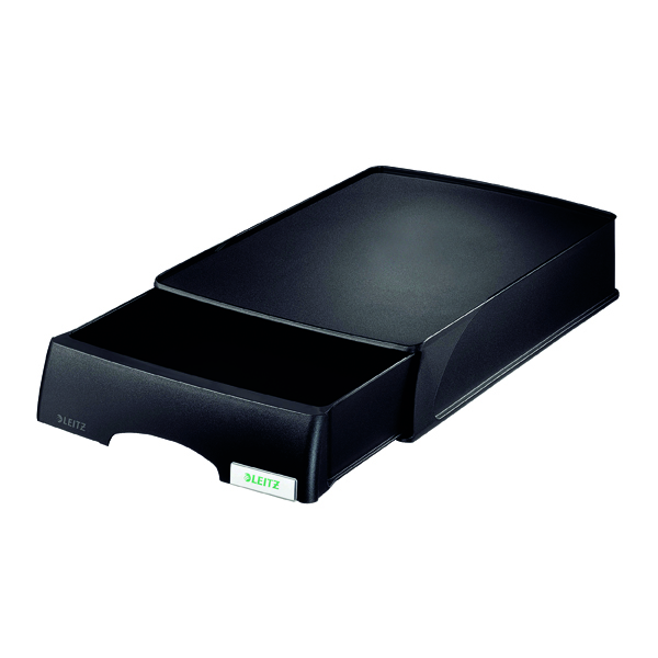 Leitz Plus Letter Tray With Drawer Unit 52060001