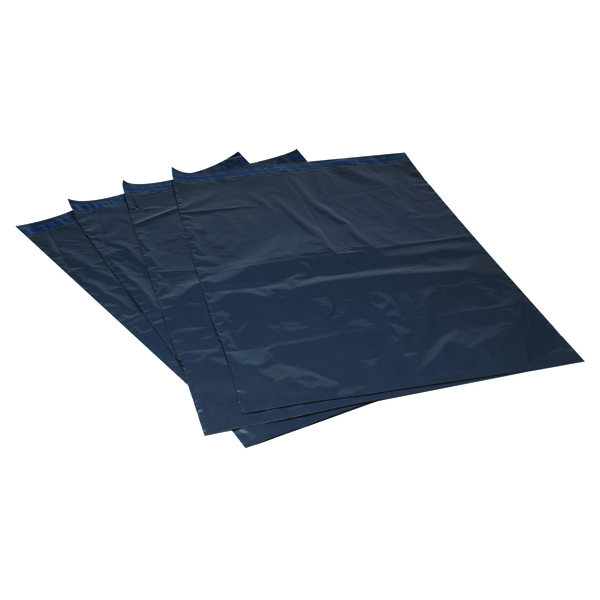 Mail Bag Self Seal 320 x 440mm Pk200 Opaque Grey (200 Pack) PM-03200440-C