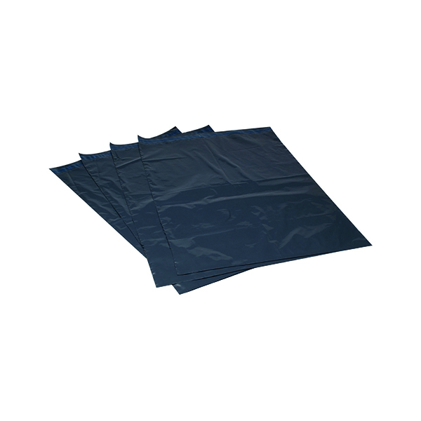 Mail Bag Self Seal 425 x 600mm Pk100 Opaque Grey (100 Pack) PM-04250060-C