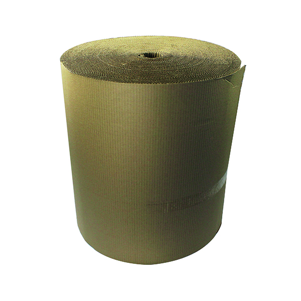 Paper Roll Corrugated Paper Roll Recycled Kraft 650mmx75m SFCP-0650