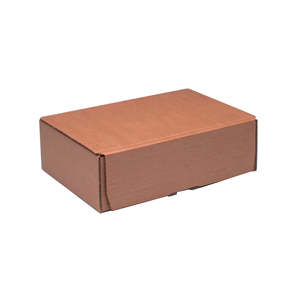 Mailing Box 250x175x80mm Brown (20 Pack) 43383250