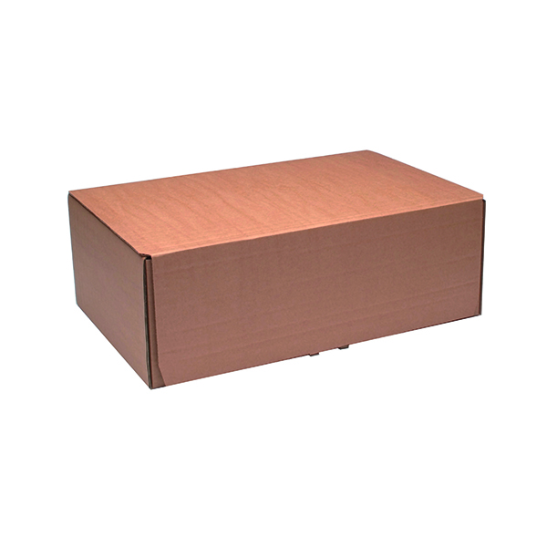 Mailing Box 395x255x140mm Brown (20 Pack) 43383252