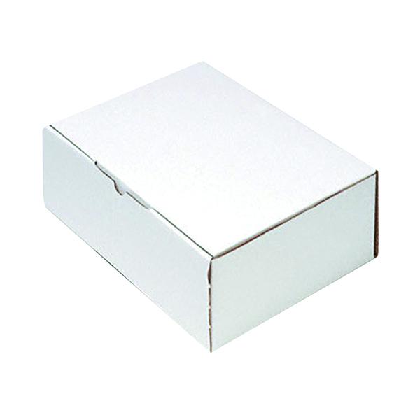 Mailing Box 220x110 White (25 Pack) PPAK-KING069-C