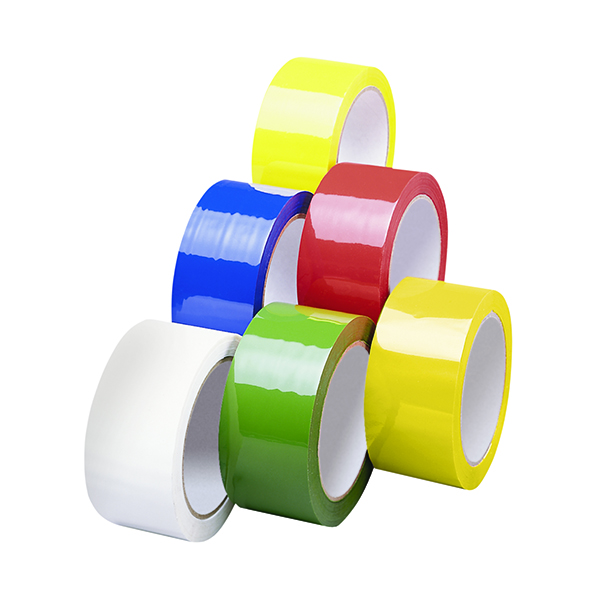 50mm Polypropylene Tape 50mmx66m Yellow (6 Pack) APPY-500066-LN