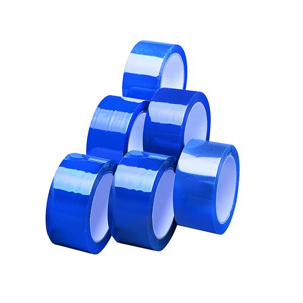 50mm Polypropylene Tape 50mmx66m Blue (6 Pack) APPBL480066-LN