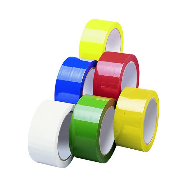 Polypropylene Tape 50mmx66m Green (6 Pack) APPG-500066-LN