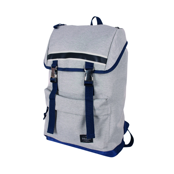 Backpack Bromo Alpa Outdoor Backpack Blue and Grey BRO003-06